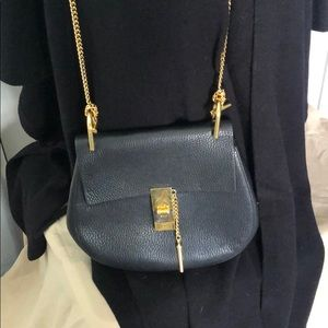Chloe pebble purse